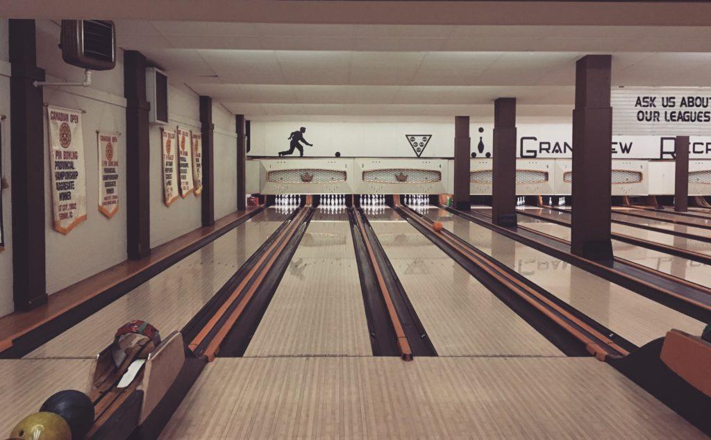 Grandview Lanes Bowling Alley