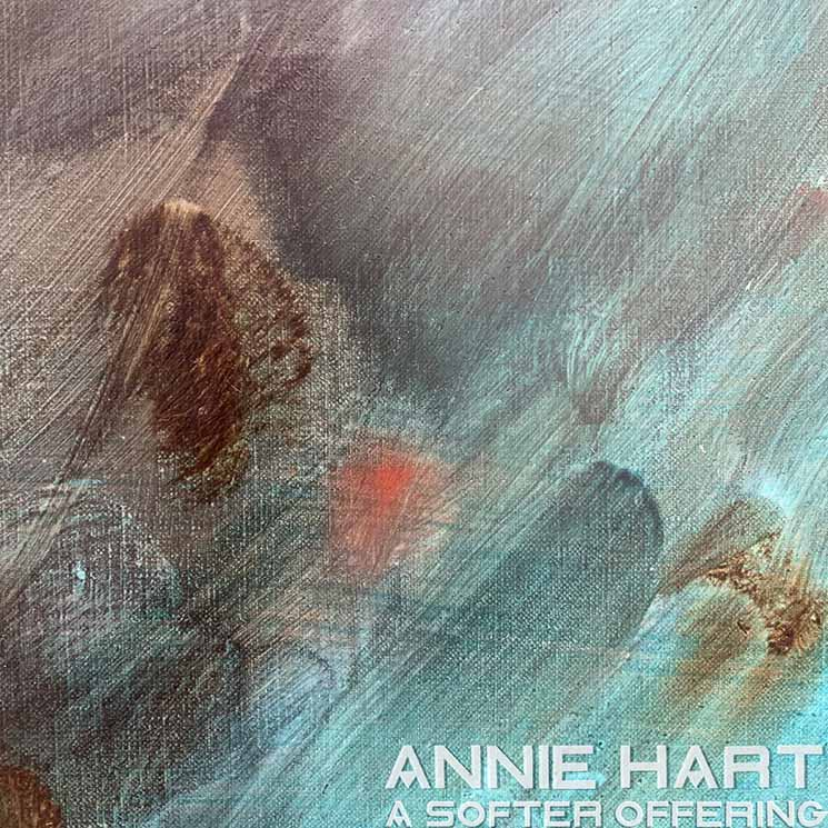 Annie Hart A Softer Offering album cover