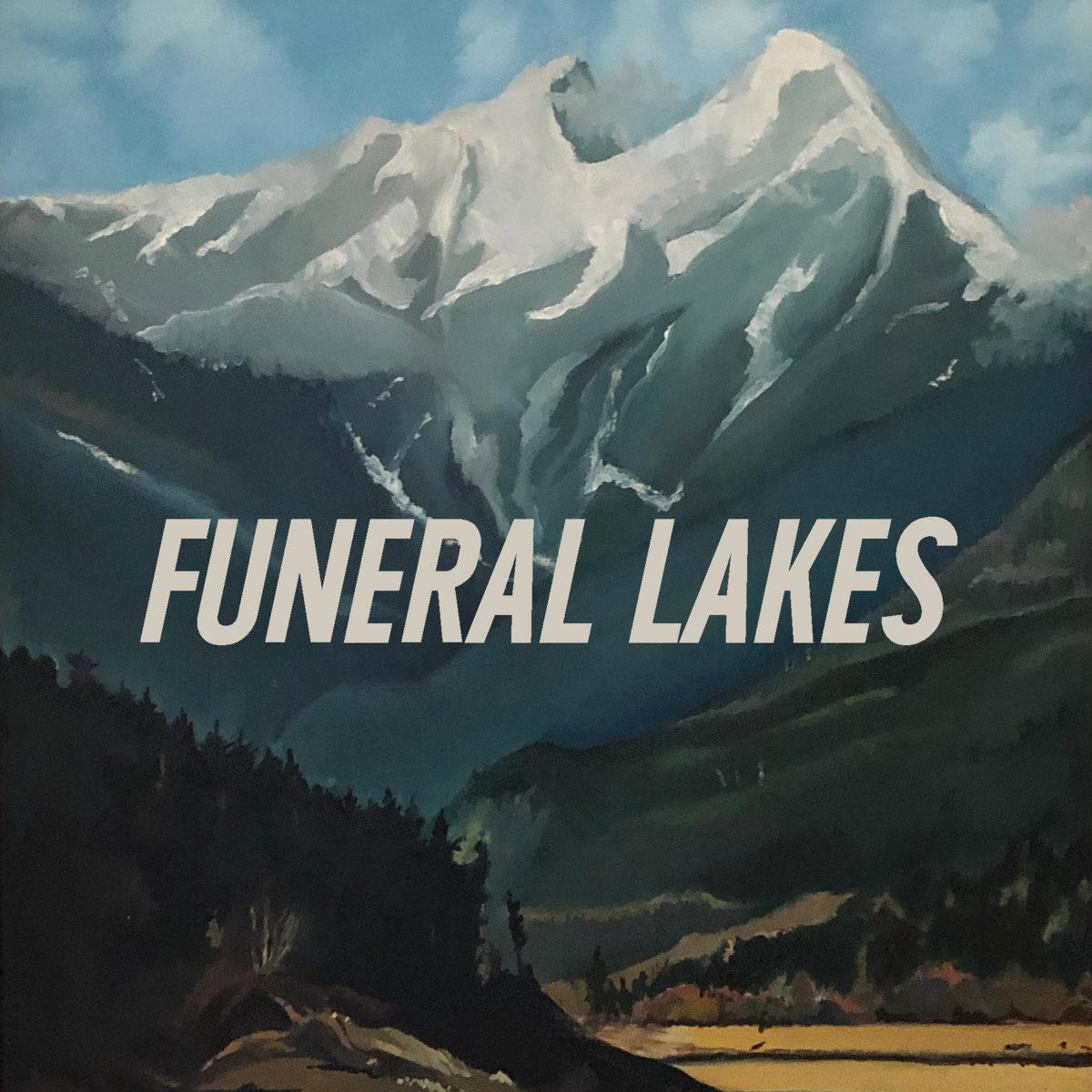 Funeral Lakes eponymous album cover